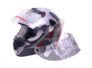 Шлем мото (интеграл) MICHIRU МОНСТР S MI 105 S, 4650064232969