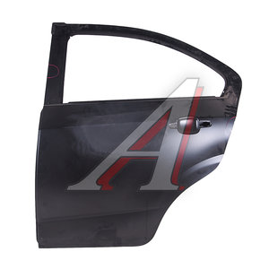 Дверь CHEVROLET Aveo седан (12-) задняя левая (уценка) OE 95330582