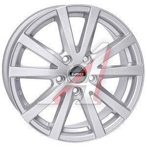Диск колесный литой VW Golf,Jetta SKODA Octavia 2 R16 S NEO 649 5х112 ЕТ50 D-57,1