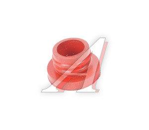 Втулка КАМАЗ уплотнительной головки цилиндра красная 740.1003214К, 740.1003214