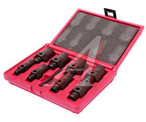 Набор инструментов для восстановления резьбы штуцеров систем кондиционирования 9 предметов JTC JTC-1361,