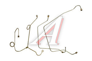 Трубка топливная Д-144 высокого давления (пучковый ТНВД) комплект (А) Д37М-1104200-06,07,08,09