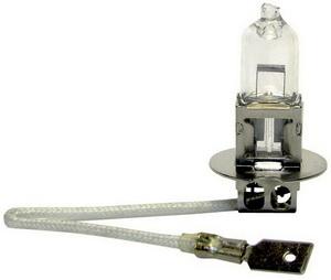 Лампа 24V H3 70W PK22s Standart MEGAPOWER 99473-OLD, M-99473-OLD, АКГ 24-70-1 (НЗ)