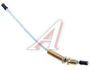 Трос МАЗ клапана управления подъема платформы 5551-8607100, 55168607100,