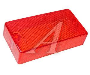 Рассеиватель ПАЗ,РАФ фонаря габаритного красный АВТОСВЕТ ФП116-3716204