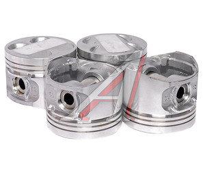 """Поршень двигателя ВАЗ-2112 d=82.4 """"B"""" комплект СТК ТАЯ 2112-1004015-31В, 70441, 2112-1004015-31"""