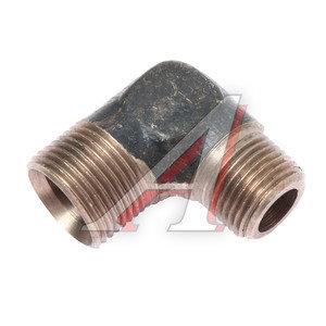 Угольник УРАЛ крепления трубки компрессора подводящей (ОАО АЗ УРАЛ) 4320Я-1303098