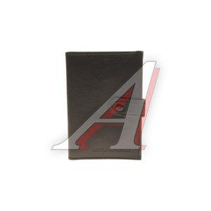 Бумажник водителя BLACK натуральная кожа (в коробке) АВТОСТОП БВЛК5Л