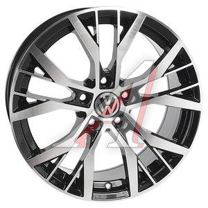 Диск колесный литой VW Passat CC R17 VW92 BFP REPLICA 5х112 ЕТ41 D-57,1
