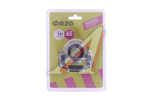 Фонарь налобный 1 светодиод (пластик) 3хLR03 ФАZА H4-L1W-3AAA