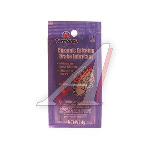 Смазка керамическая для тормозных механизмов 4г (-54С до +205С) PERMATEX PERMATEX PR-09173, PR-09173