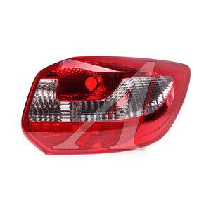 Корпус ВАЗ-2191 фонаря заднего правый ДААЗ 2191-3716020