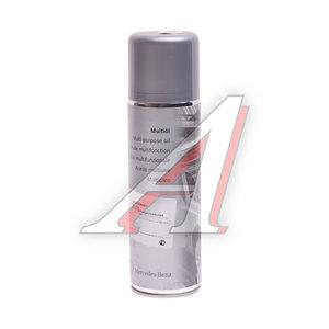 Смазка универсальная спрей 300мл MERCDEDES Lubricant Spray Multi-use OE A0009898401