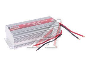 Преобразователь напряжения (инвертор) 24-12V 40А AVS 43899, AVS IN-2440