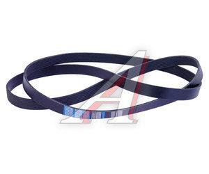 Ремень приводной поликлиновой 7PK2284 HYUNDAI Starex H-1 (02-) KIA Sorento (02-) (с конд-ром) DONGIL 7PK2284, 25212-4A001