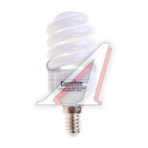 Лампа энергосберегающая E14 15W(75W) теплый CAMELION Camelion LH-15-FS-T2-M/827/E14, LH15-FS-T2-M/827/E14