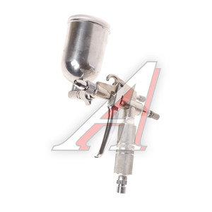 Краскораспылитель пневматический с верхним бачком для финишных работ 0.2л MATRIX 57318,
