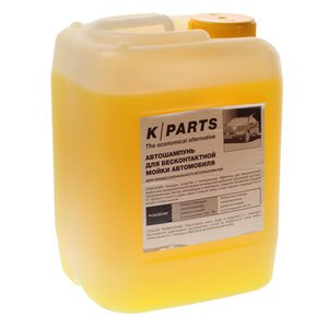 Средство моющее для автомобиля K PARTS SOFT KARCHER 5л KARCHER 9.605-663, 9.605-663
