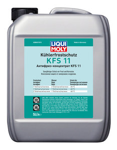 Антифриз синий -76С концентрат 5л LM G-11 LIQUI MOLY LM 8845 KFS 200, 84276,