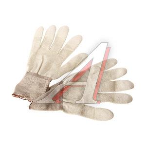 Перчатки технические нейлон/полиуретан антистатичные р.9 МИКРСТАТИК TPU-52