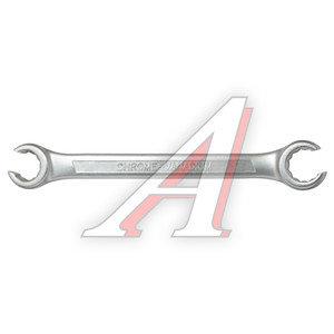 Ключ накидной 11х13мм с прорезью FORCE F-7511113, 7511113,