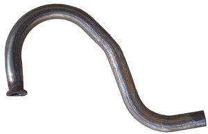 Труба выхлопная глушителя ГАЗ-2410,3102 Баксан 3102-1203168-10