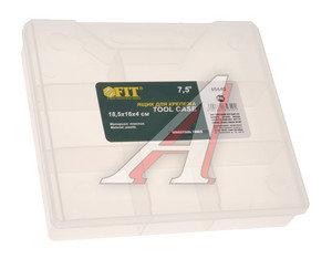 Ящик для крепежа органайзер 185х160х40мм FIT FIT-65640, 65640