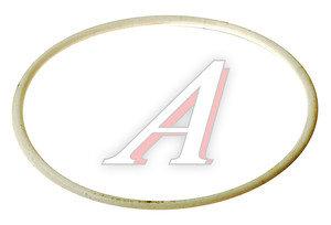 Прокладка КАМАЗ уплотнительная гильзы цилиндра нижняя белый силикон ТРАНССНАБ 740.1002024С, 740.1002024
