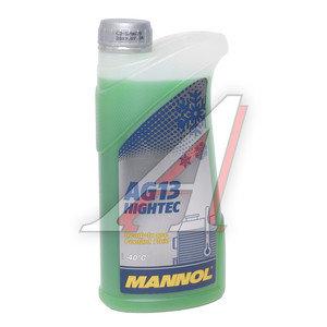 Антифриз зеленый -40С 1л AG13 Hightec MANNOL MANNOL, 2040