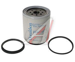 Фильтр топливный SCANIA 94,114,124,144 сепаратора (резьба под стакан снаружи) DONALDSON P550730, KC249D/WK1142X/H7060WK10, 32/925218/87802929