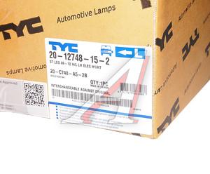 Фара SEAT Leon (09-) левая (под корректор) TYC 20-C748-A5-2B, 445-1125L-LDEM2, 5P1941033A