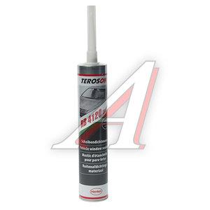 Герметик для стекол уплотнитель черный 310мл TEROSTAT TEROSTAT 4120 800673, 800673
