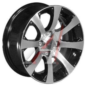 Диск колесный ВАЗ литой R13 Аркада-Н АЧ КС-250 K&K 4х98 ЕТ25 D-58,6, 5818