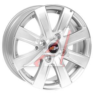 Диск колесный литой DAEWOO Gentra CHEVROLET Lacetti R15 GM36 S REPLICA 4х114,3 ЕТ44 D-56,6