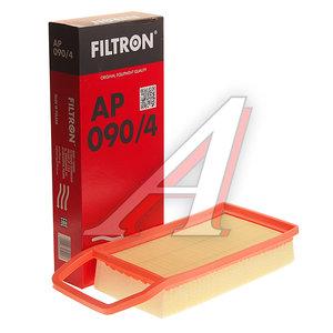 Фильтр воздушный PEUGEOT 407 (04-) (1.8/2.0) FILTRON AP090/4, LX1619, 1444CV/1427J9/1444EZ