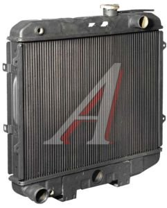 Радиатор УАЗ-3160 медный 2-х рядный ОР 3160-1301010, 3160.1301.000