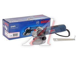 Машина углошлифовальная 720Вт 125мм 11000об/мин. Professional BOSCH GWS 7-125, 0601388102