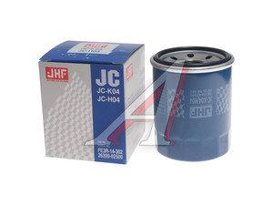 Фильтр масляный HYUNDAI Getz (02-) KIA Picanto ЛАДА X-Ray (JC-H04) JHF JC-H04, OC1052, 26300-02502