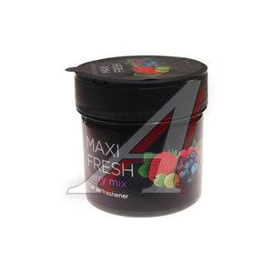Ароматизатор на панель приборов гелевый (berry mix) 100г MAXI FRESH CMF-107