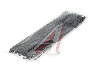 Хомут-стяжка 300х4.0 пластик черный СТ-300х4.0