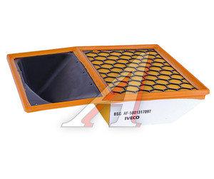 Фильтр воздушный IVECO Daily New ЕВРО-5 BASBUG AF5801317097, LX3603, 5801317097