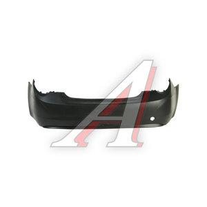 Бампер CHEVROLET Aveo седан (12-) задний (без парктроника) BKP 95460675, BKP01-AVO11-022A
