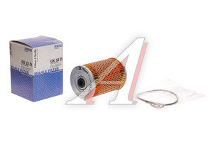 Фильтр масляный MERCEDES G (W460,W463),E (W123),S (W126) MAHLE OX32D, A0001800609