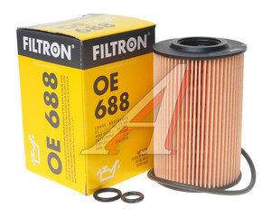 Фильтр масляный VW Golf 5,Tiguan,Passat AUDI A3 SKODA FILTRON OE688, OX388D, 03L115562