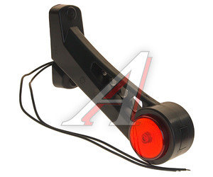 Фонарь габаритный LED 12-24V (декор-круг, L=180мм, 2-светодиодов, 2 цвета) АВТОТОРГ НК-1240/LED