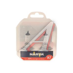 Лампа 12V H7 55W + 50% PX26d бокс 2шт. Range Power NARVA 48339S2, N-48339RP2, АКГ 12-55 (Н7)