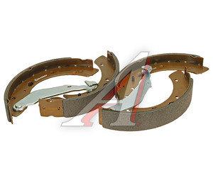 Колодки тормозные TOYOTA Avensis задние барабанные (4шт.) FENOX BP53042, GS8632, 04495-05030