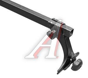Багажник ВАЗ-2108-2115 L=1200 (на водосток) прямоугольный сталь комплект МУРАВЕЙ МУРАВЕЙ L-1200-055-0, 690205,