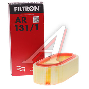 Фильтр воздушный RENAULT Logan,Clio,Megane FILTRON AR131/1, LX2844, 7701070525