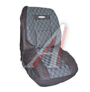 Авточехлы универсальные жаккард (боковая поддержка спины) (11 предм.) Comfort Diamond AUTOPROFI COM-1105 Diamond (M)